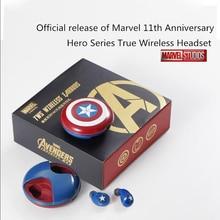 Marvel Genuine Authorization Ture Wireless Headset Blutooth 5.0 TWS Earphone In ear Headphones fone de ouvido sem fio for Sport