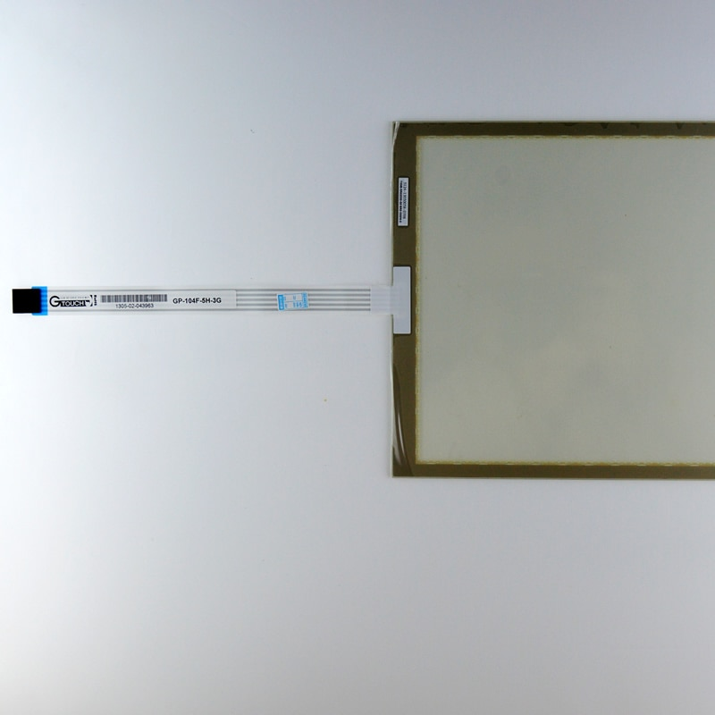 GP-104F-5H-03N شاشة تعمل باللمس الزجاج لإصلاح لوحة المشغل آلة ~ تفعل ذلك بنفسك ، لديها في الأوراق المالية