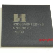 MSD6308RTEB-Y6 MSD6308RTEB MSD6308 BGA IC LCD chip electronic New imported original