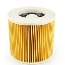 1PC filtre à poussière dair pour pièces daspirateur Karcher WD2250 WD3.200 MV2 MV3 WD3 A2004 A2204 cartouche filtre HEPA