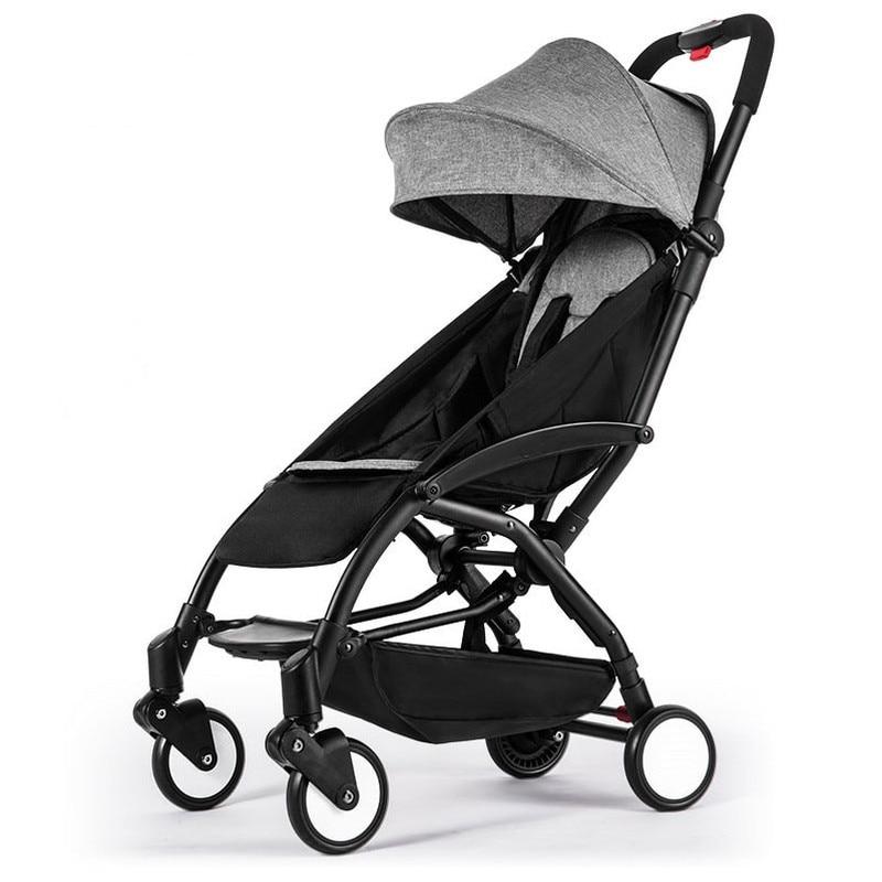 Original Yoya Baby Stroller 5.8Kg Light Portable Pram Stroller For Travel Europe First Sale Folding Baby Carriage Car Trolley