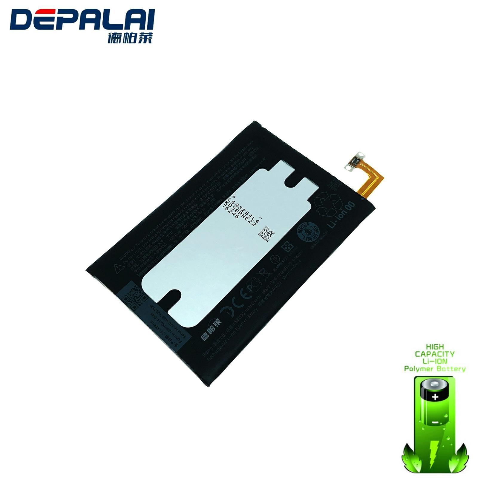 Hight Kapazität 2600mAh BOP6B100 Batterie B0P6B100 Für HTC EINS 2 M8 Batterie E8 M8x M8 X One2 W8 M8SD m8T M8W M8D M8SW M8ST