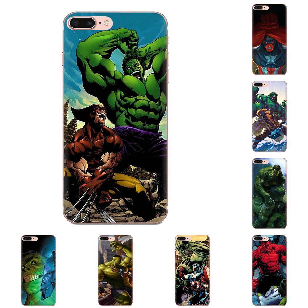 Funda de teléfono de lujo Hulk Shell para Sony Xperia Z Z1 Z2 Z3 Z4 Z5 Mini compacto M2 M4 M5 T3 E3 E5 XA XA1 XZ Premium