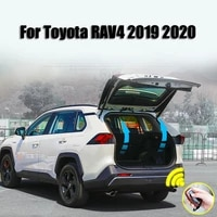 for toyota rav4 2019 2020 5th the power tailgate electric switch trunk accessories refit automatic trunk