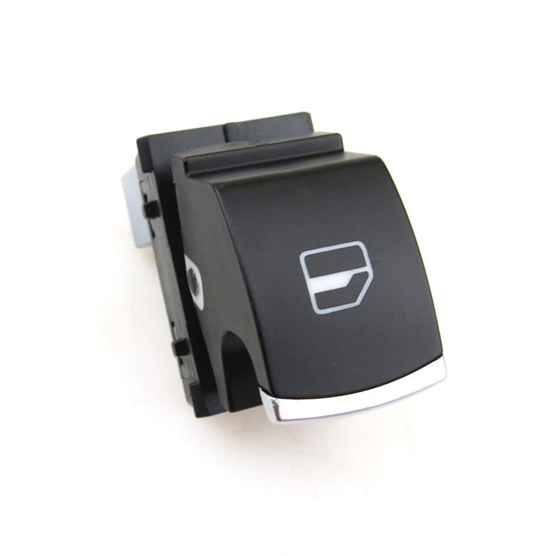 Interruptor de Ventanilla de alimentación automática, botón de cristal de Control, accesorios de interior de coche para Passat B6 Golf 5 MK5 6 MK6 Tiguan Rabbit CC 5ND959855