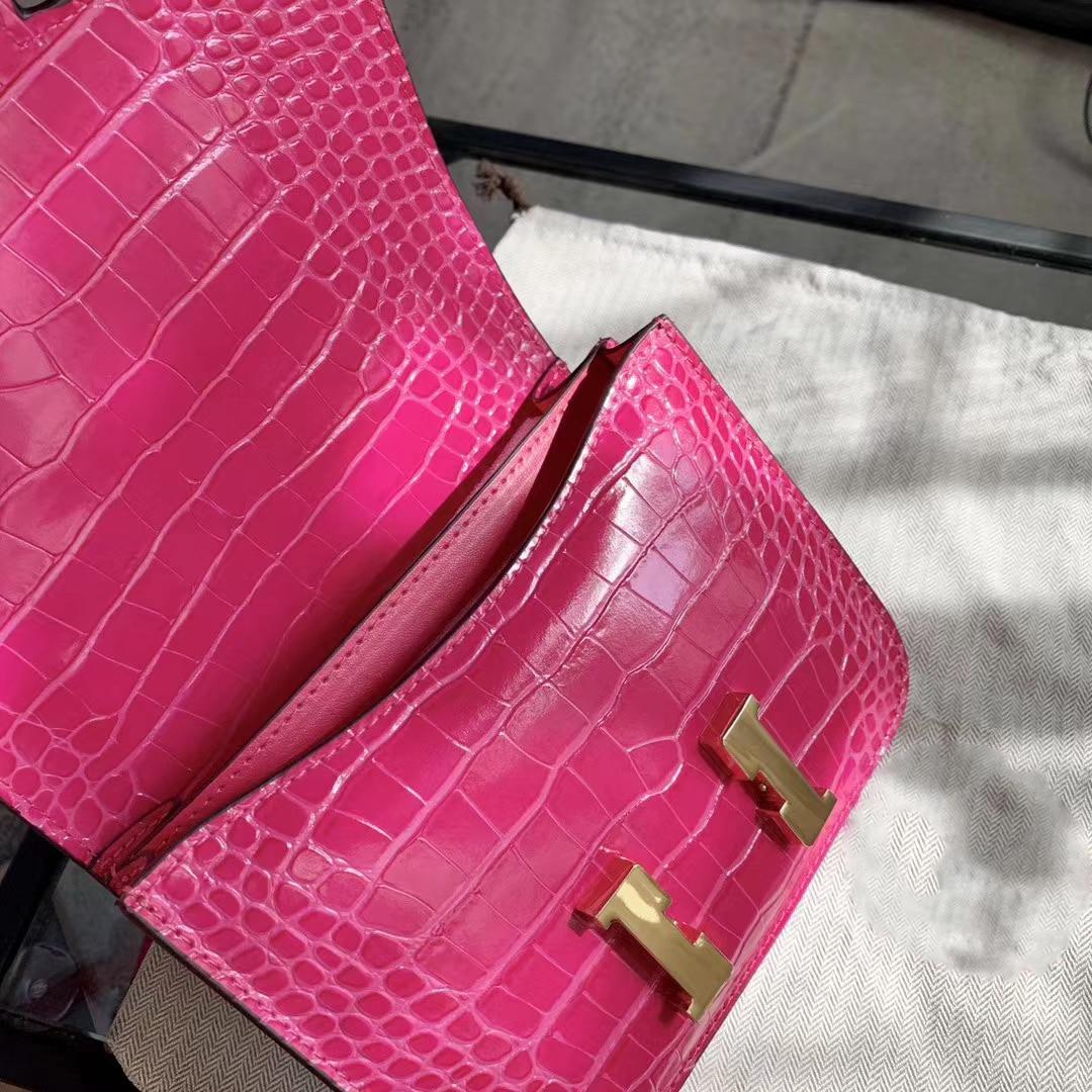 شحن مجاني 2021 نمط جديد موضة التمساح جلد البقر الحقيقي المرأة حقيبة كتف واحدة حقيبة كروسبودي 13 لون 2 حجم