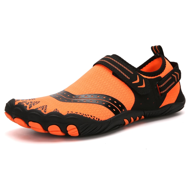 2021 New Couple Yoga Walking Training Shoes Unisex Beach Barefoot Swimming Wading Shoes Outdoor Quic