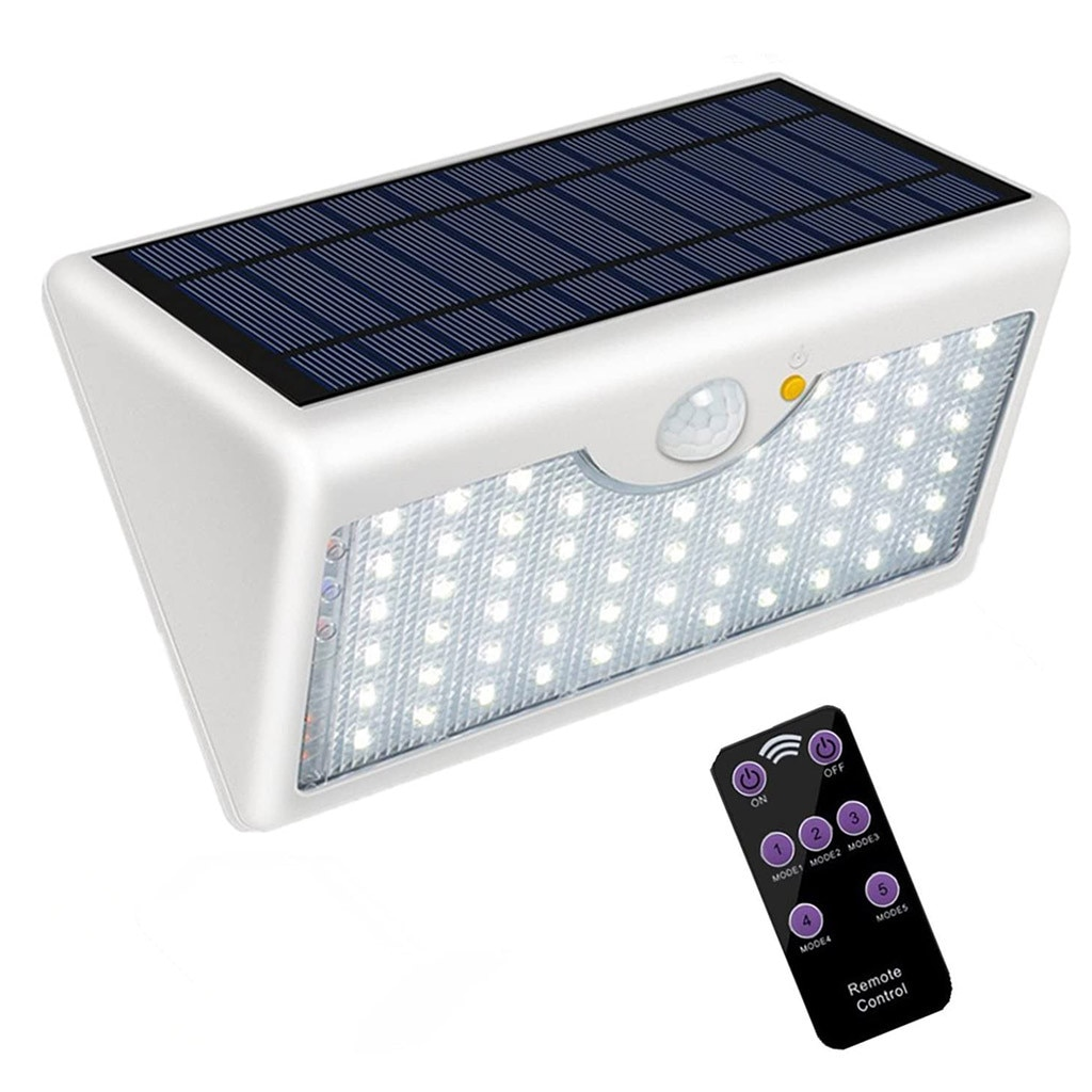 Luz De energía Solar brillante para exteriores, Luz De Emergencia v 16,...
