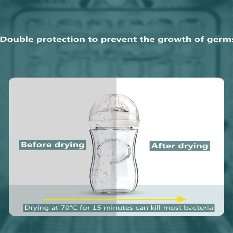 2021 Newest  Baby Bottle Sterilizer    UV Disinfection Cabinet    Dried Fruit DIY Dryer enlarge