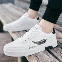 new 2020 men vulcanize shoes fashion sneakers men white sneakers men non slip male sneakers flat shoes chaussure homme