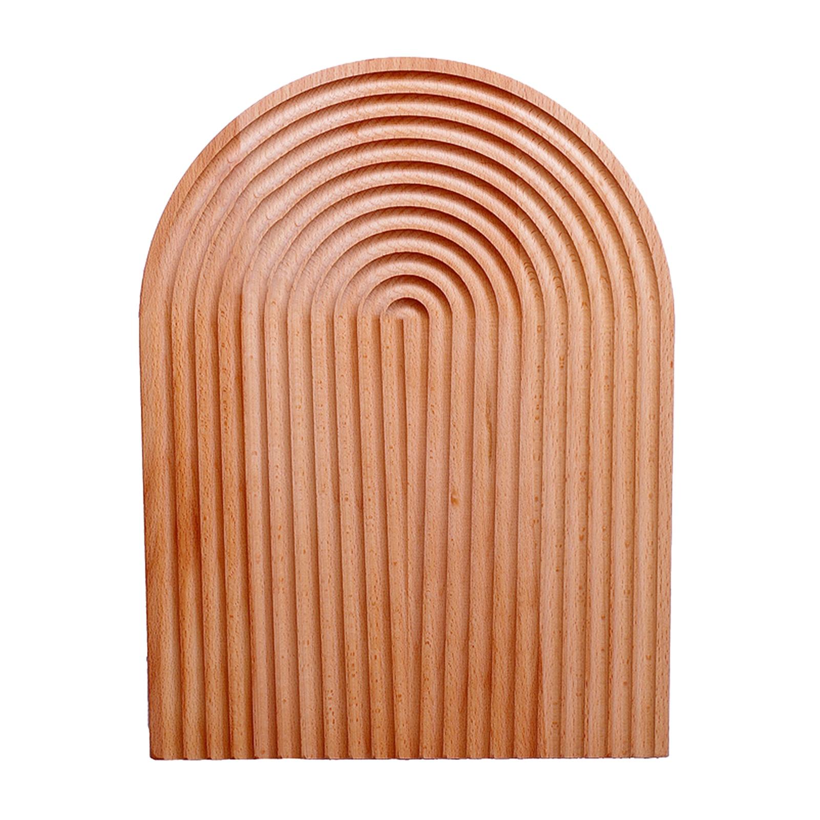 خشب تقطيع كتلة الخبز الحلوى صينية الفاكهة المنزل التخزين المنظم السوشي متعددة الوظائف الشمال نمط للكعك سهلة نظيفة