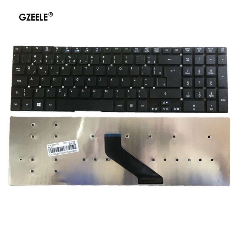 Brasil nuevo/teclado BR para portátil para Acer Aspire 5830 de 5755 de...