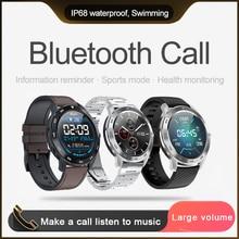 KSUN KSR909 montre intelligente IP68 étanche 1.3 plein écran HD détection ECG variable Smartwatch 4G Reloj Bracelet intelligent