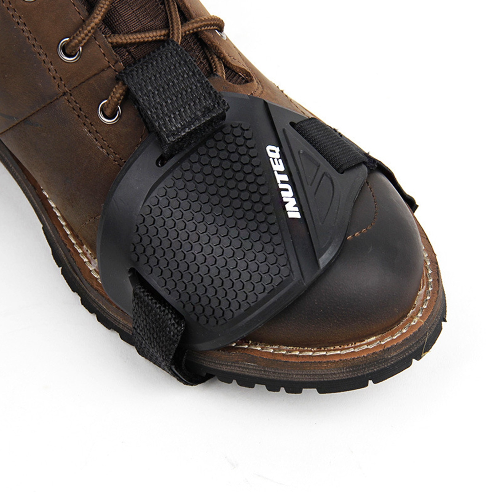 Rubber Motorcycle Shoes Protective Gear Shift Pad Moto Anti-skid Gear Shifter Lightweight Boot Cover