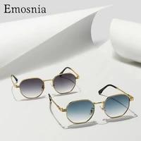emosnia steampunk sunglasses women men fashion summer stysle metal frame dropship vintage luxury high quantity eyewear uv400