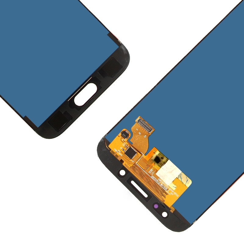 OLED lcd J7 2017 for Samsung Galaxy J730F J730GM J730G J730 Display  J7 Pro LCD touch screen assembly Adjustable Digitizer enlarge