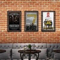 movie metal vintage tin sign bar pub home wall decor retro metal art beer coffee poster plate x00122