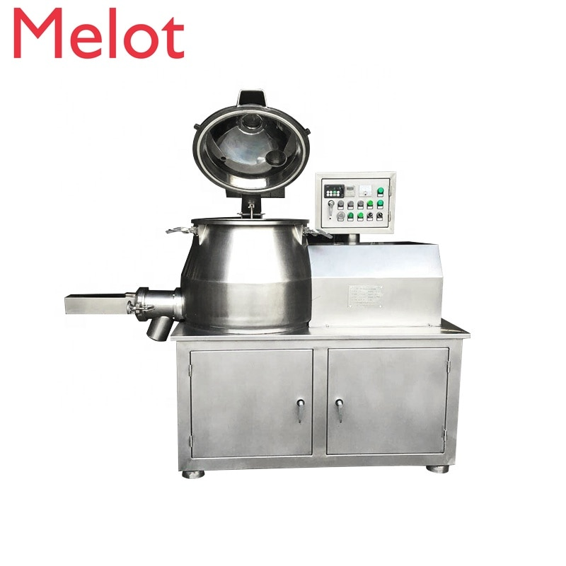 hot sale yk-160 pharmaceutical oscillating granulator for Pharmaceutical food use with 30 years experience and patent