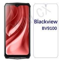 Oryginał dla Blackview BV9100 szkło hartowane ekran smartfona Protector dla Blackview BV9100 folia do telefonu osłona ochronna