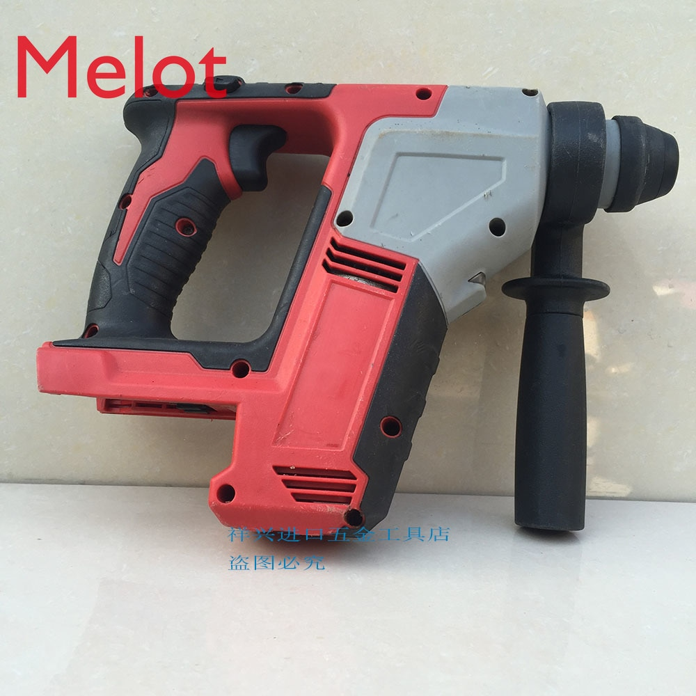 Second-hand Mivoqi 18V Rechargeable Lithium Impact Drill/Electric Hammer/Electric Drill Electric Tools Imported from the enlarge