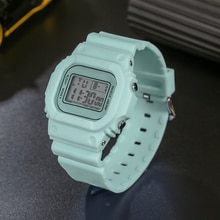 Children's Watch Digital Alarm Wristwatch Teen Waterproof Stopwatch Sports  Student  Fashion Casual