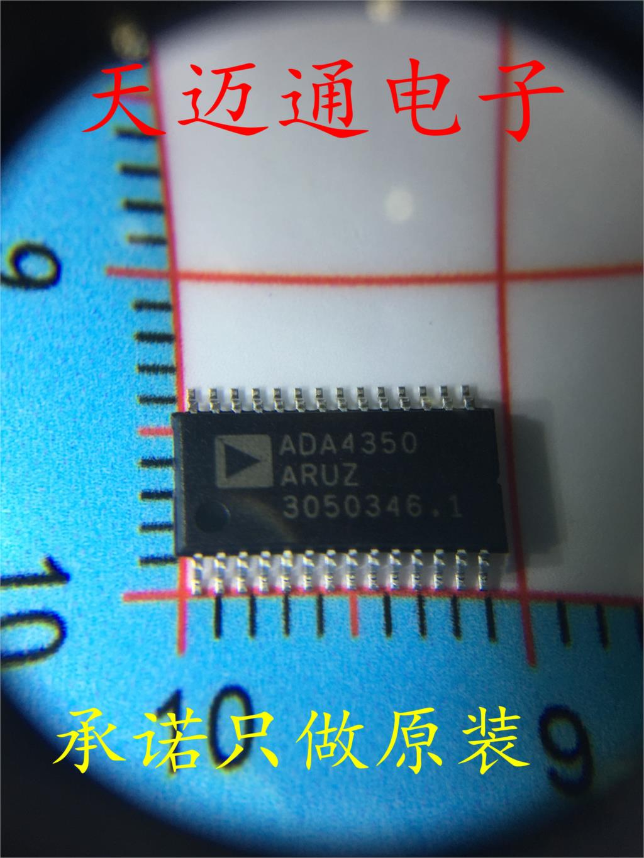 Free shipping  ADA4350ARUZ ADA4350 TSSOP28 ADI BOM 3PCS