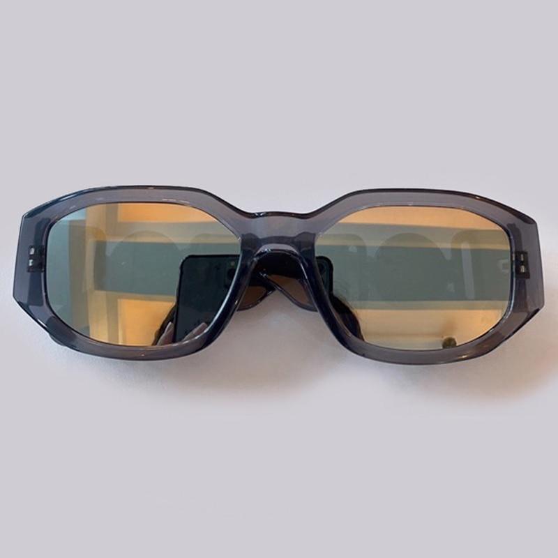 الفاخرة خمر مستطيل صغير النظارات الشمسية النساء الرجال العلامة التجارية مصمم 2020 التدرج نظارات شمسية ظلال الإناث