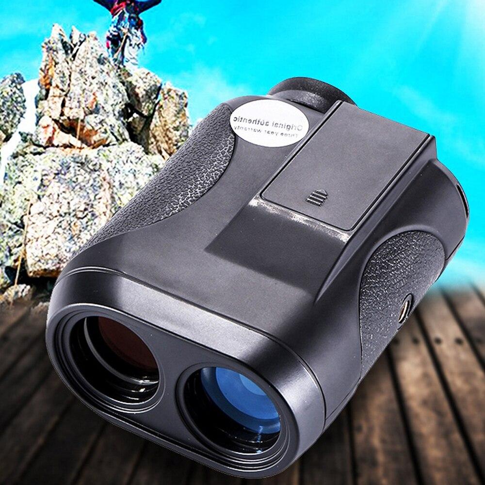 Rangefinder para Golf Ferramenta de Medição de Velocidade Laser Rangefinder 1500m Digital Caça Telescópio Medição Angular 800 – 1200