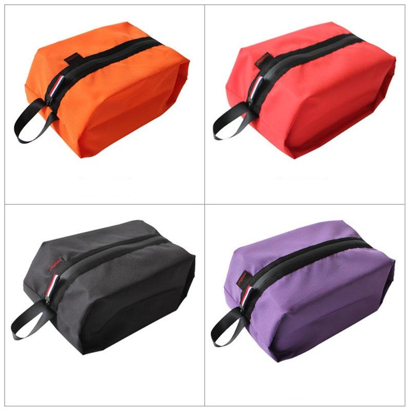 Прочный Сверхлегкий Водонепроницаемый Оксфорд стирка, полоскание сумка для мелочей Открытый Кемпинг Пеший туризм дорожная сумка для хране...