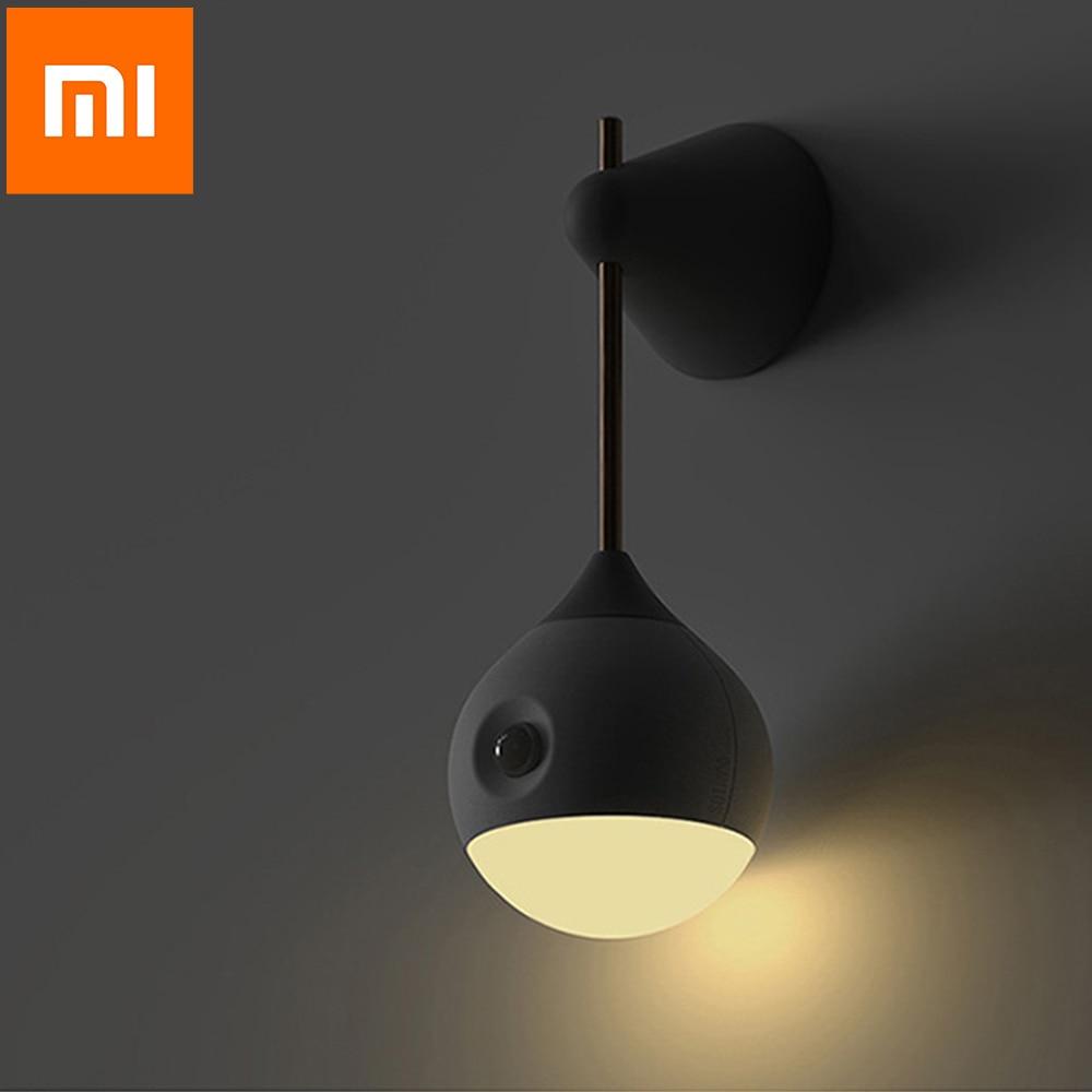 Xiaomi Sothing умный Ночной свет инфракрасный индукционный датчик USB Съемная зарядка Ночная лампа умный Ночной свет умное домашнее устройство