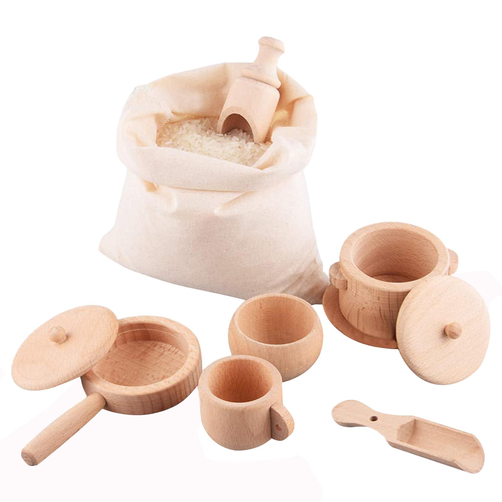 Деревянная сенсорная корзина, инструменты для моторики, набор игрушек для малышей, игрушки Монтессори, деревянная тарелка, игрушки, мини-фо... 18 104 набор для изготовления интерьерной игрушки ксюша 26см