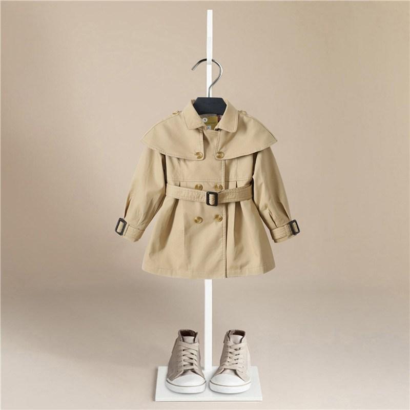 الشتاء الصبي القطن طويل جاكيتات للأطفال ملابس خارجية ملابس طفل الأطفال ملابس عادية بدوره إلى أسفل طوق معطف الصوف