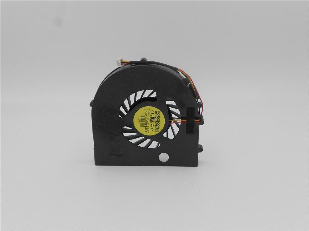 Ventilador de refrigeración ORIGINAL para ordenador portátil 0XR216 XR216 para Dell XPS...