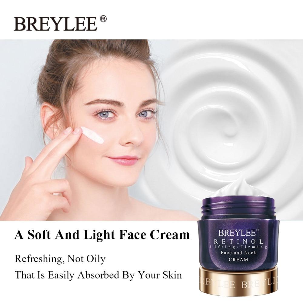 Retinol Firming Face Cream Serum Anti Aging Wrinkle Remover Facial Creams Vitamin C Whitening Moisturizing Day Cream Skin Care недорого