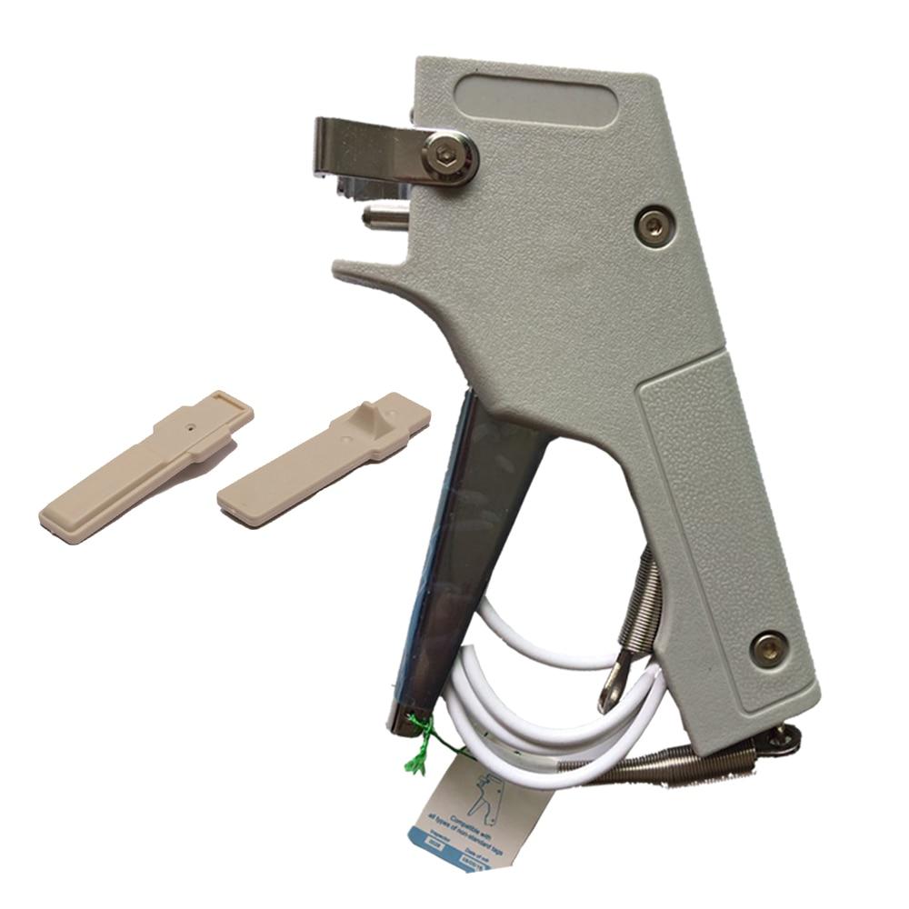 Tag Remover EAS System Handheld Detacher For Gator Tag Superlock Sensors