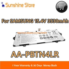 Sol 15,4 V 54Wh para Samsung AA-PBTN4LR batería para 940X5N-X01 BA43-00386A Notebook 9 Pro NP940X5N-X01US NP940-X5N NP940X3M