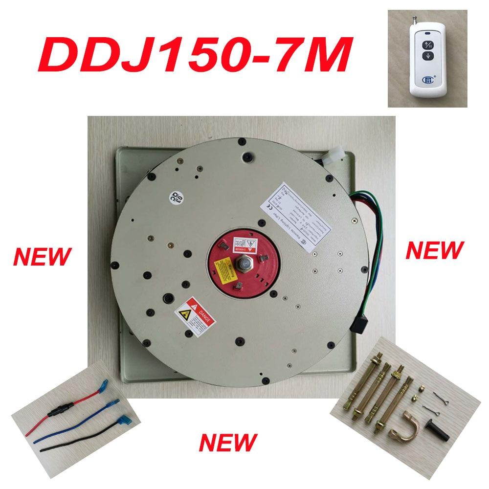 150KG 7M Electric Winch for Chandelier Lighting Lifter Hoist Lamp Motor Light Lifting System,110V,120V,220V,230V,240V