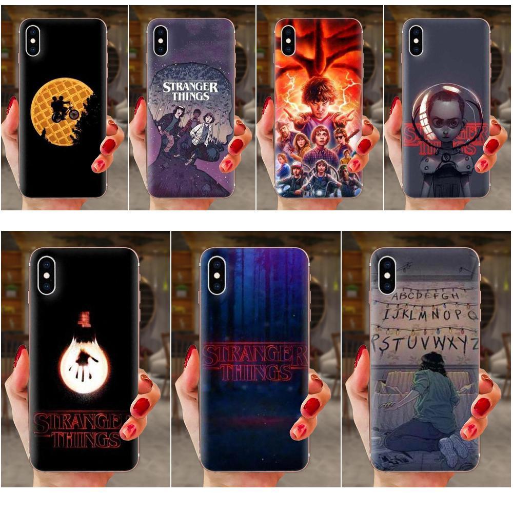 Extraño cosas Coque para LG G3 G4 G5 G6 G7 K4 K7 K8 K10 K40 K50 Q6 Q60 V10 V20 V30 V40 Nexus 5 5X 2017 TPU nueva llegada