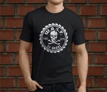 Quente rara w.a.s.p. Vespa 30 anos metal rock band masculino preto camiseta tamanho S-3XL