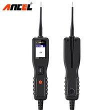 Ancel Powerscan 12V Auto Auto-Circuit-Tester Elektrische System Diagnose Werkzeug Super Power Sonde Auto AC DC Spannung Tester PB100