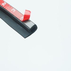 Image 5 - P Тип 1 8 м резиновая уплотнительная лента для автомобильной двери, шумоизоляция, уплотнительная лента для автомобильной двери, уплотнительная лента, резиновая противопыльная Автомобильная уплотнительная лента для дверей