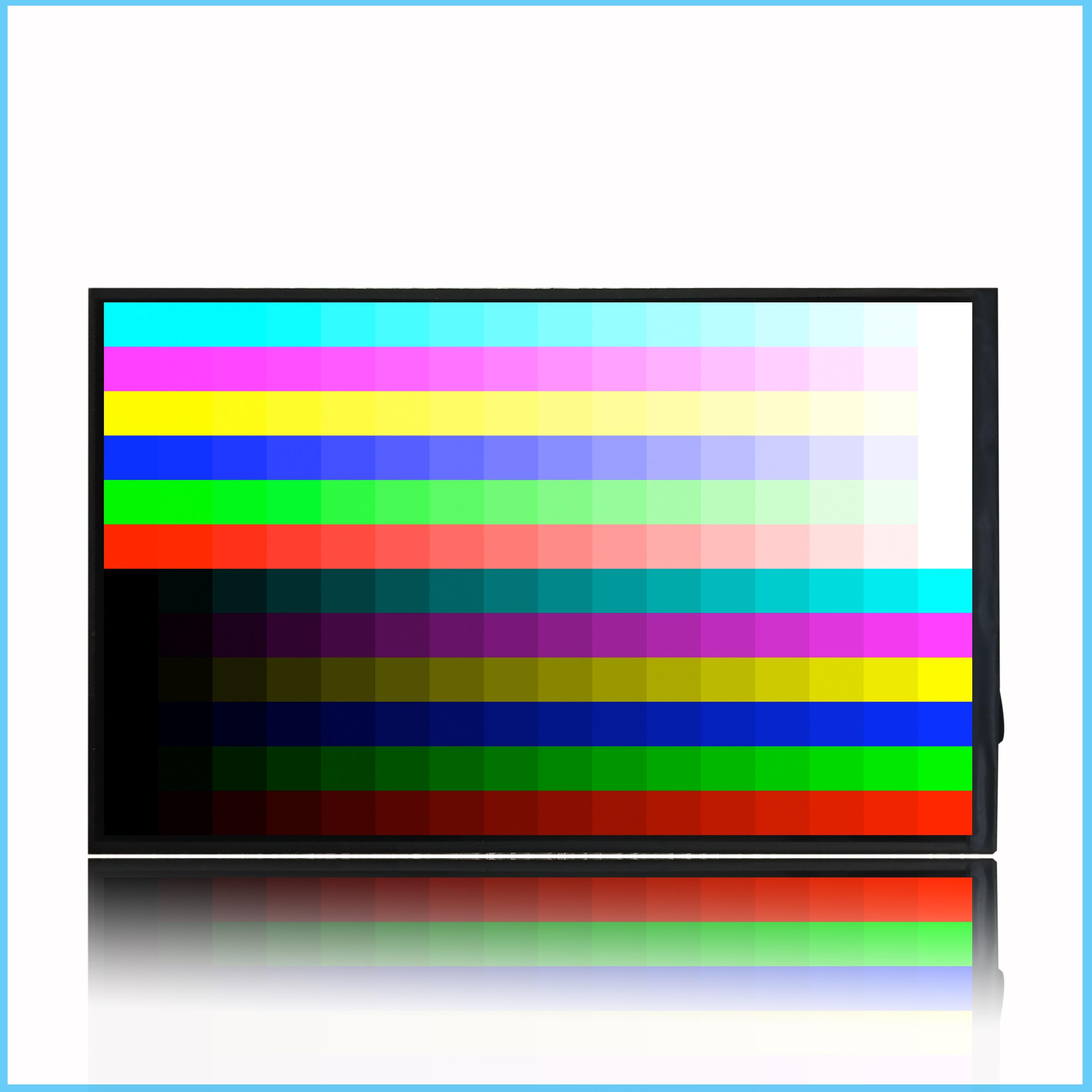 Nuevo 10,1 pulgadas para k101-02m401-fpc-b k101-im20a805-l k101-im2qa805-l pantalla lcd interna panel Replacement