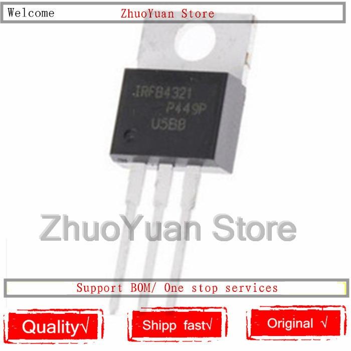 10 unids/lote nuevo original IRFB4321PBF IRFB4321-220 150V 83A MOSFET
