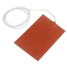10 X 15cm 300W 220V Engine Oil Tank Silicone Heater Pad Universal Fuel Tank Water Tank Rubber Heatin