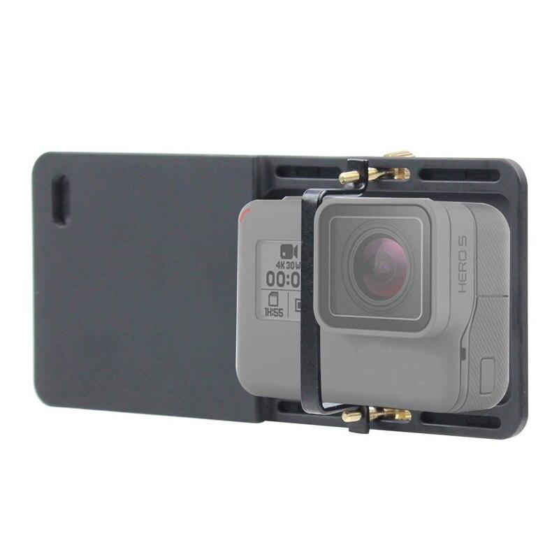 Адаптер для крепления камеры для Hero 7 6 5 4 Yi 4K DJI Osmo 2 3 Gimbal Handheld