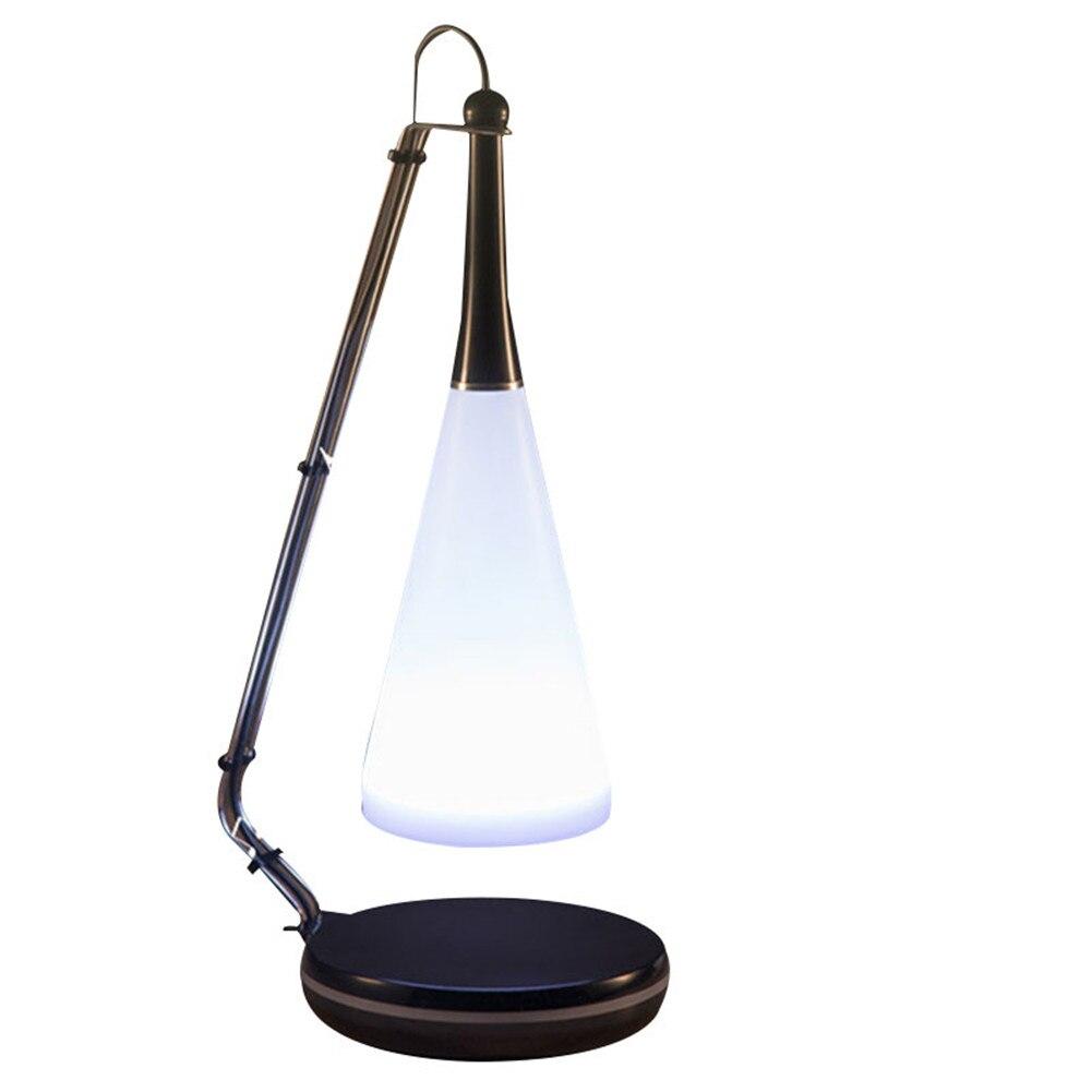 Lámpara de mesa musical, Altavoz Bluetooth, luz nocturna recargable, lámpara de mesita de noche, lámpara LED de noche, toca el Control, 36*14CM