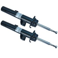 New Pair Front Left & Right Air Shock Absorber Strut for BMW 3 E90 E91 E92 E93 31316786005 31316786006