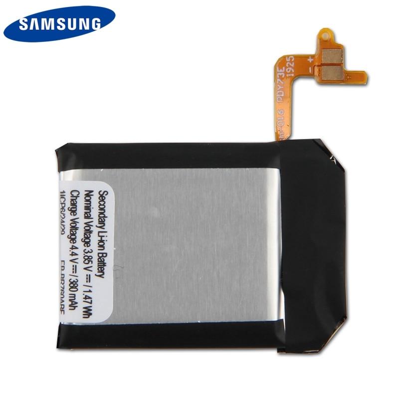 Original Samsung Battery EB-BR760ABE For Samsung Gear S3 Frontier / Classic EB-BR760A SM-R760 SM-R770 SM-R765 380mAh enlarge