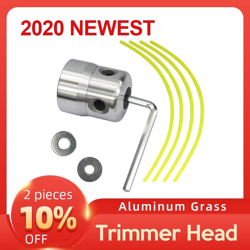 Aliuminio žoliapjovės galvutė su 4 linijomis, žoliapjovės - Sodo įrankiai - Nuotrauka 2