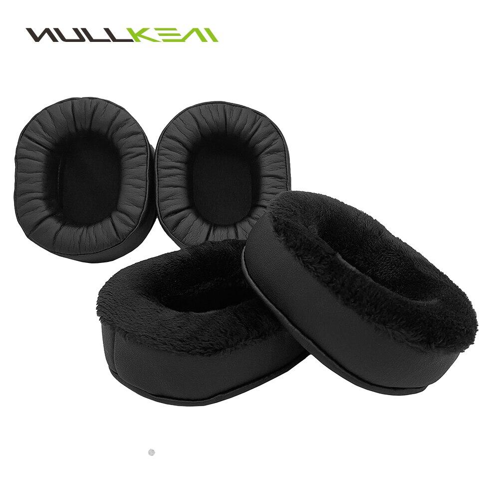 Nullkeai Ersatz Verdicken Ohrpolster für Ausdom M05 M06 Kopfhörer Ohrenschützer-kopfhörer Hülse